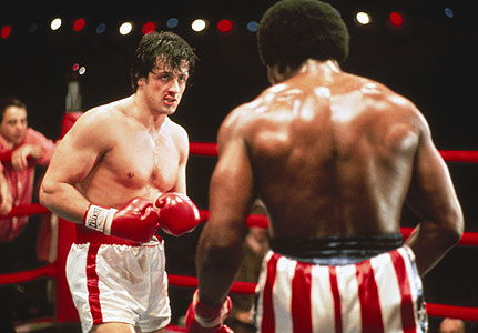 Rocky Top 10 Sports Movies of All Time. What Movie Should I Watch