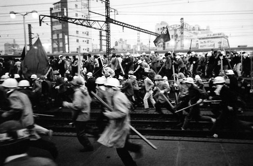 1960's Protests Japan - Yakuza Movies