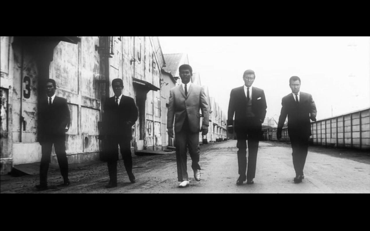 Tokyo Drifter - Yakuza Movies