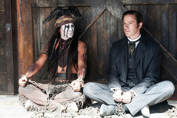 THE LONE RANGER - Disappointing Movies